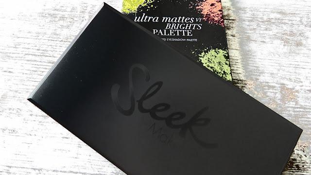 SLEEK Ultra Mattes Brights paletka