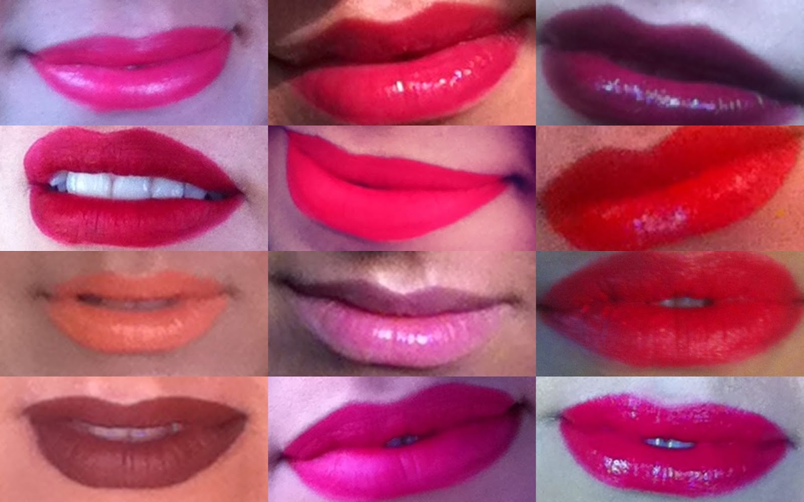 Exceptionnel I miei rossetti preferiti: TAG The Lip Product Addict - Véronique  WA81