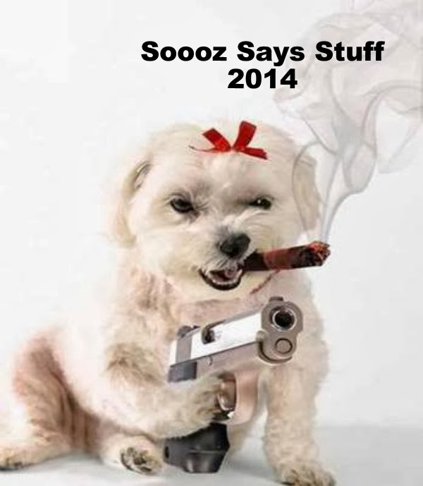 Soooz Says Stuff