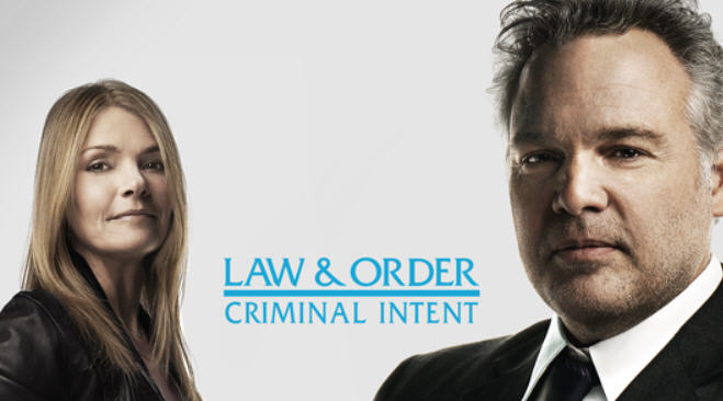 law and order criminal intent logo. Law amp; Order Criminal Intent