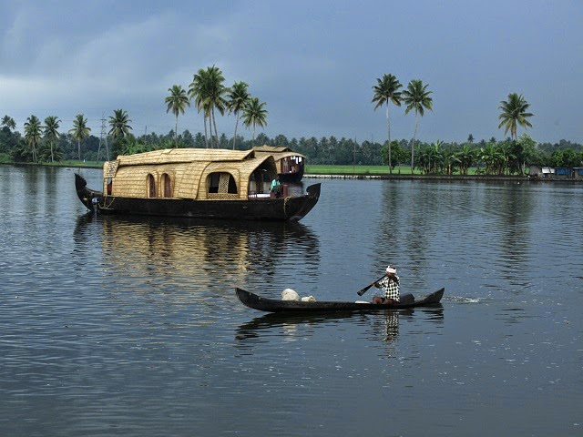 Kumarakom- Enjoy the Natural Beautie