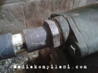 mesin pompa air