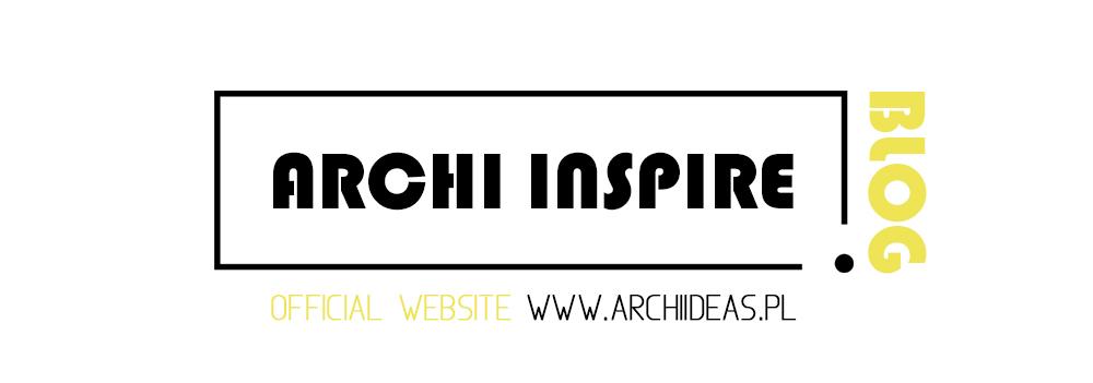 Archi Inspire blog wnętrzarski