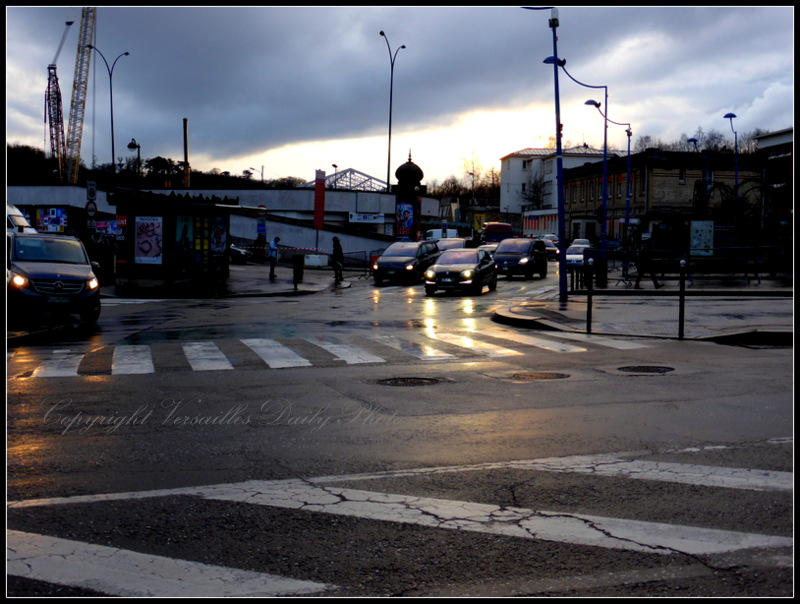 Gare des Chantiers Versailles