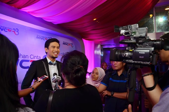 Christian Bautista featured in Indonesia's biggest TV event