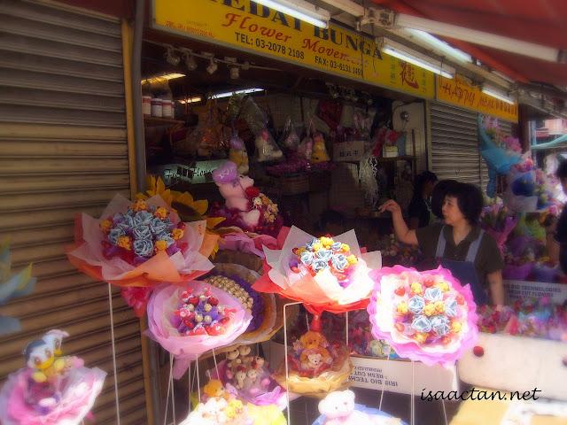 Petaling Street Flowers