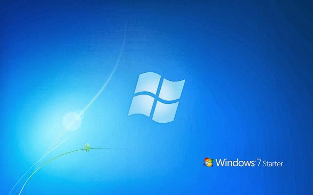 Windows 7 Starter SNPC OA