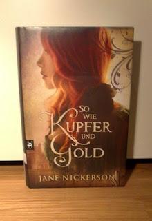 Lesedetektiv-So wie Kupfer und Gold