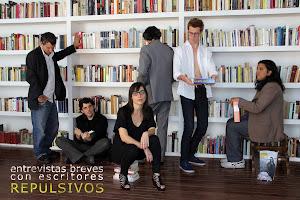 Entrevistas breves con escritores repulsivos