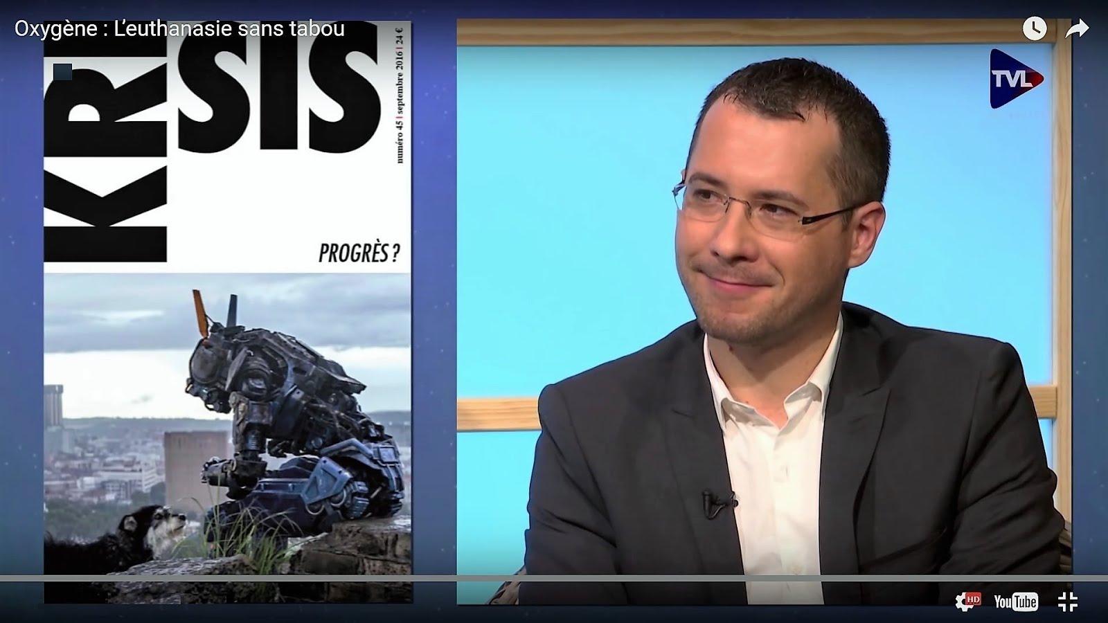 Euthanasie et progrès médical - TV Libertés