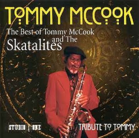 Tommy McCook Hot Lava