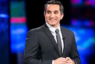 باسم يوسف ينفي عودته للتليفزيون من خلال قناة تونسية