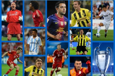 the best soccer players of 2013