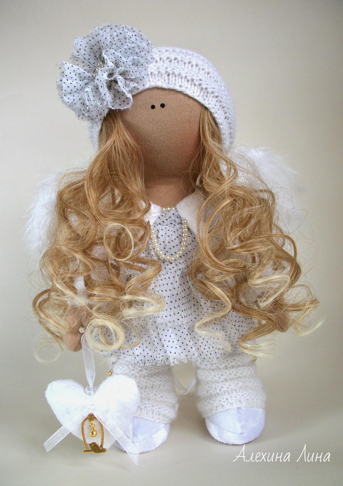 куклы ручной работы, ангел, куклы Харьков