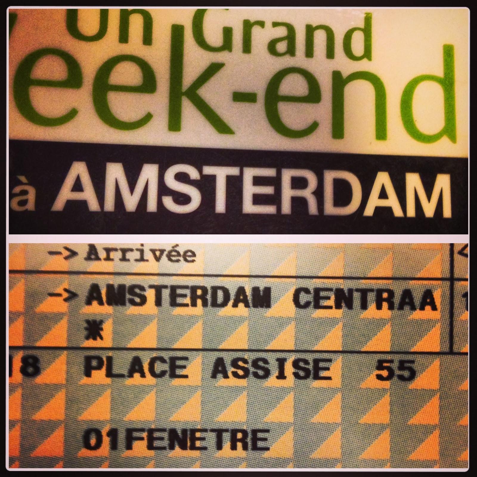 4 jours à Amsterdam - 4 days in Amsterdam - 4 dagen in Amsterdam