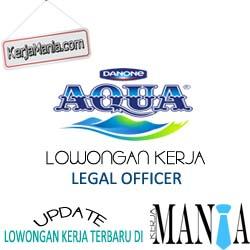 Lowongan Kerja Legal Aqua Danone