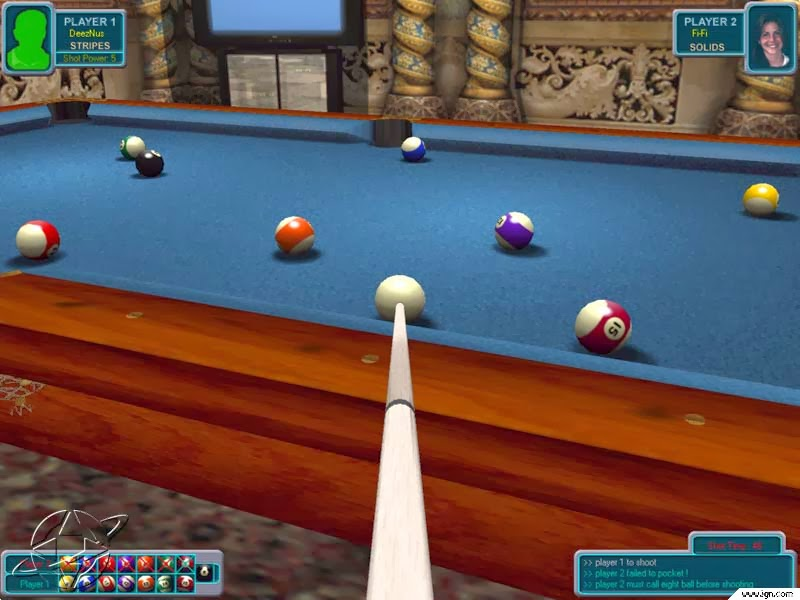 The description of Billiard Offline
