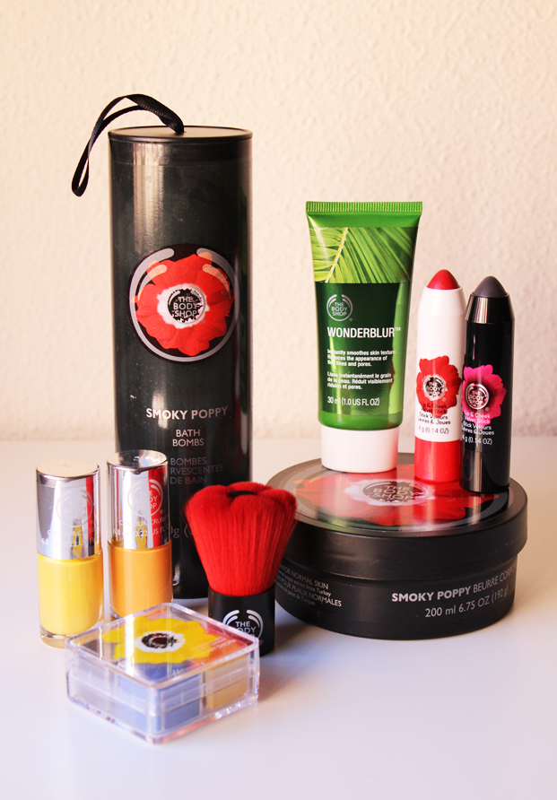 The Body Shop: novedades primavera 2015