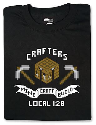 T-Shirt Minecraft