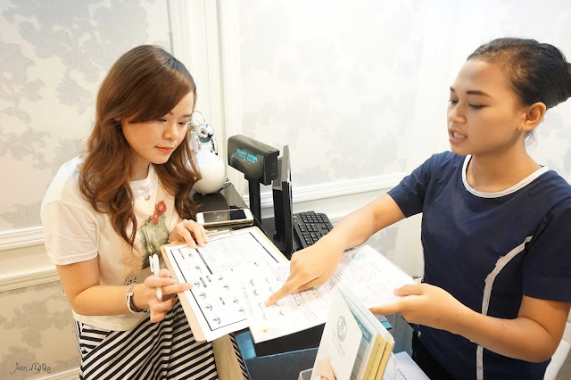 tokyo belle, eyelash extension, salon, jakarta, consultation