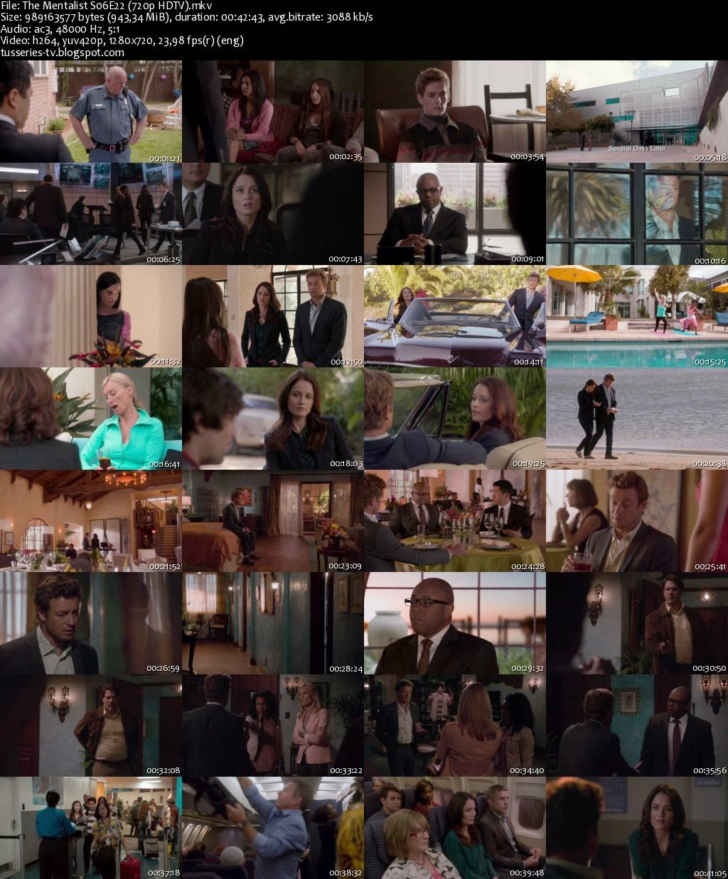 The mentalist s06e19 online dating 1