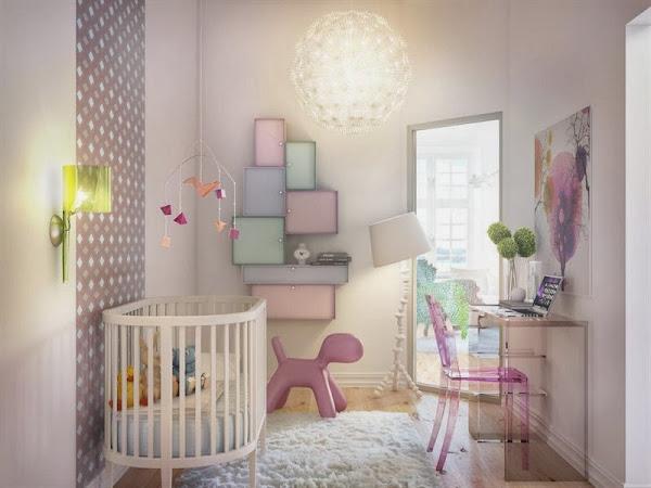 Baño Para Torta Infantil: de que el diseño también es apto para habitaciones infantilesimagen