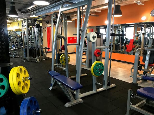 Trójmiejskie siłownie - Fitness Club S4