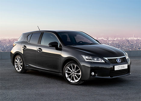 Lexus ct200h   HD Wallpaper Cars