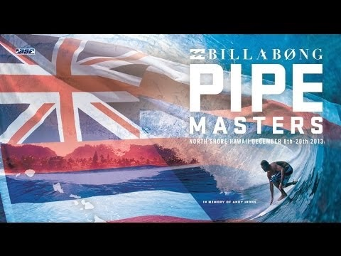 Billabong Pipe Masters 2013 Trailer