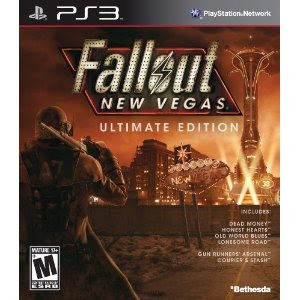 Fallout: New Vegas Ultimate Edition PS3/Xbox/PC