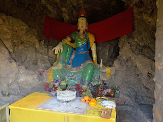 Shrine to Guanyin at the Great Wall at Lianyunling