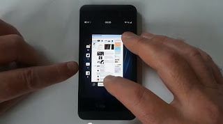 BlackBerry Z10 Hardware Shown Off Once Again on Video
