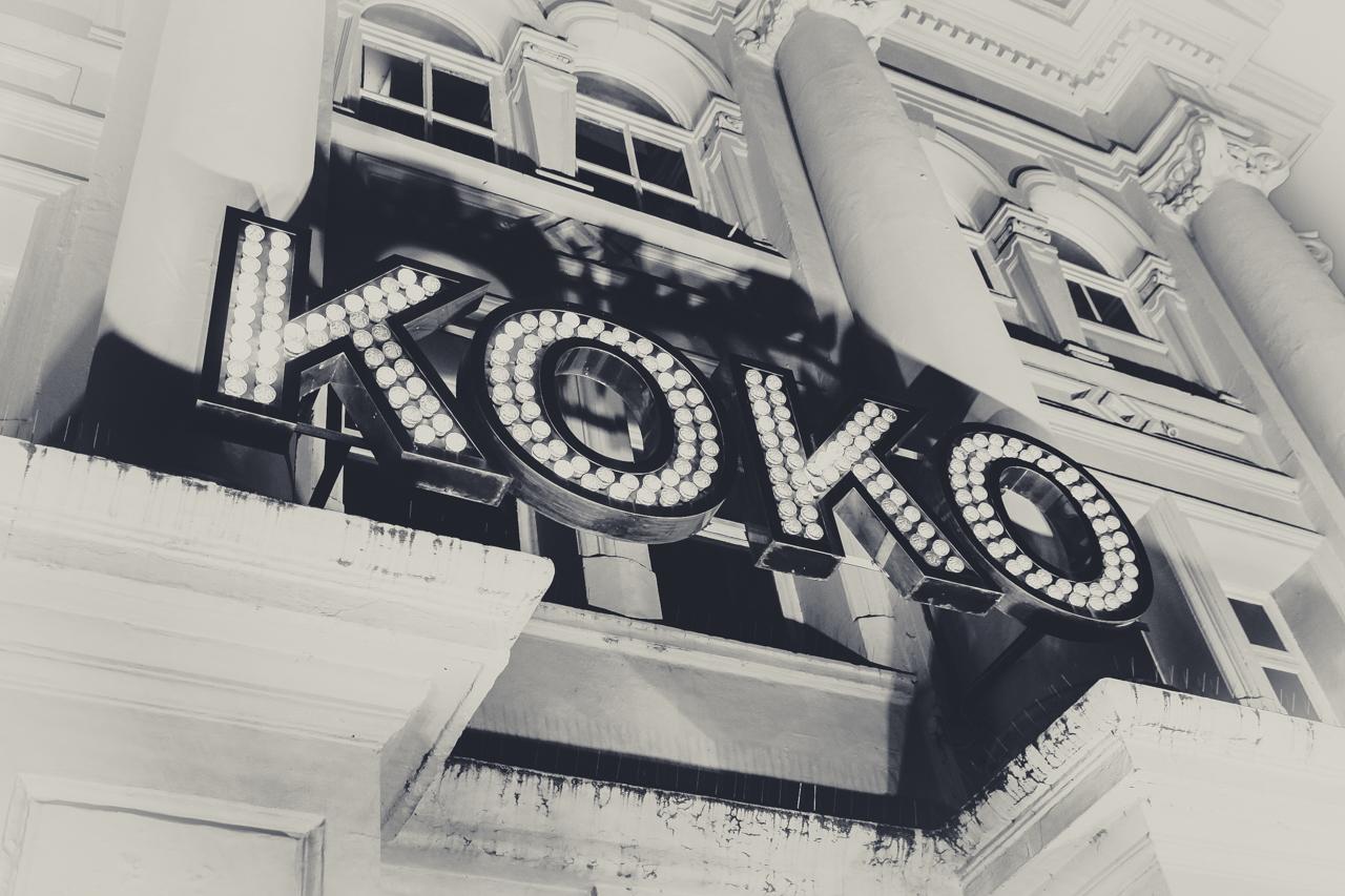 KOKO Camden Live Music Venue
