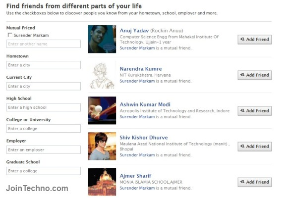 now facebook is most popular site where people interact with many ...