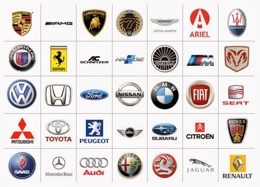 Foreign Car Logos With Names | Info