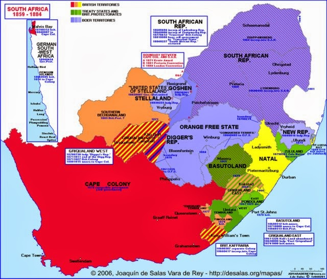 1840 in South Africa