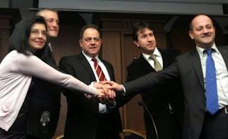 Реформаторите обсъждат бъдещите си действия за сформиране на правителство
