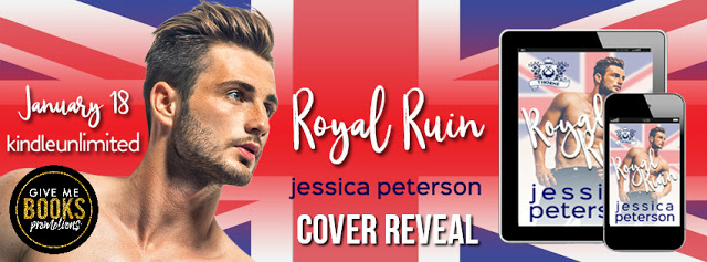 Royal Ruin Cover Reveal