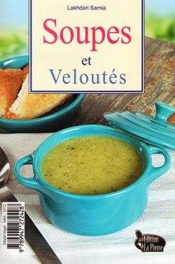 مجموعة من الكتب الخاصّة بالحساء و الشّوربة Lakhdari+Samia+-+Soupes+et+Velout%C3%A9s