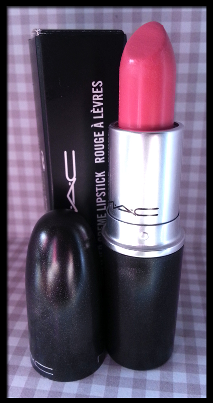 MAC Lipstick in Chatterbox
