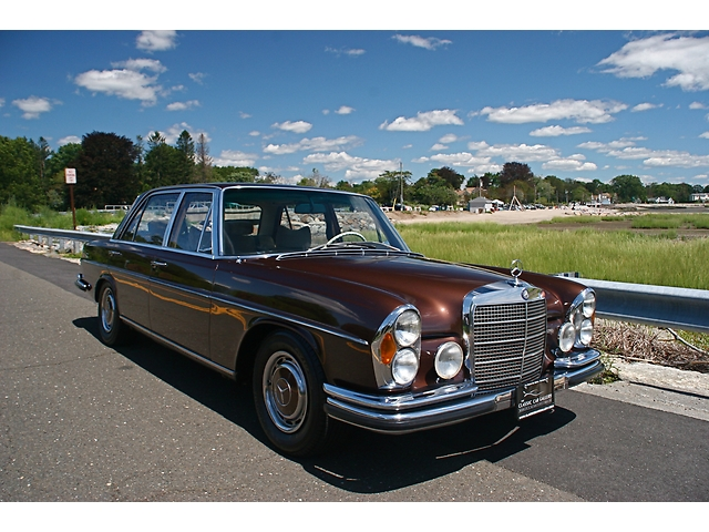 Daily turismo 15k bank job 1969 mercedes benz 300sel 6 for 1969 mercedes benz parts