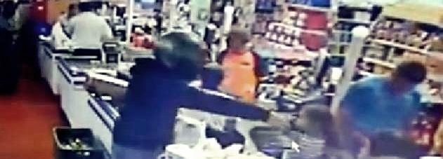 Bandidos assaltam supermercado em Manoel Ribas