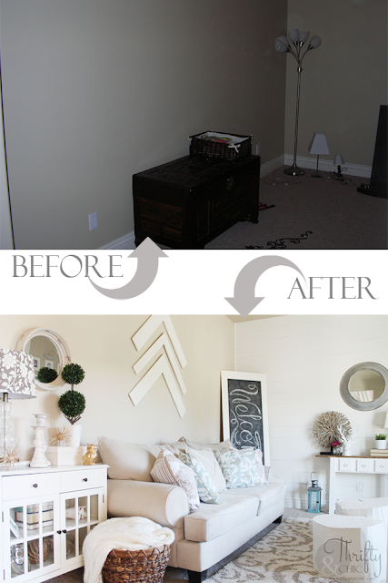Before and afters of an entire house! Amazing transformations