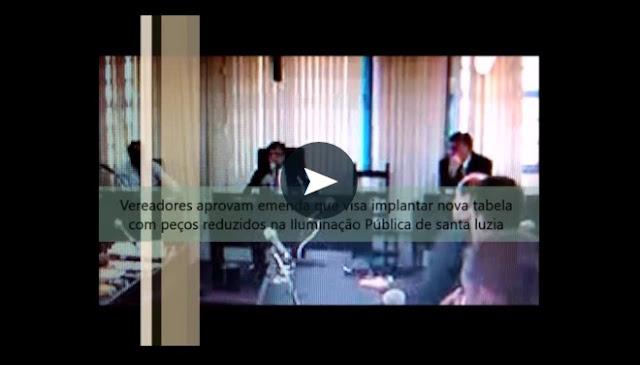 Prefeito arquiva projeto de lei que altera Taxa de iluminação e dá nova rasteira no Luziense