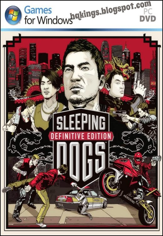 Sleeping Dogs Definitive Edition [Repack]
