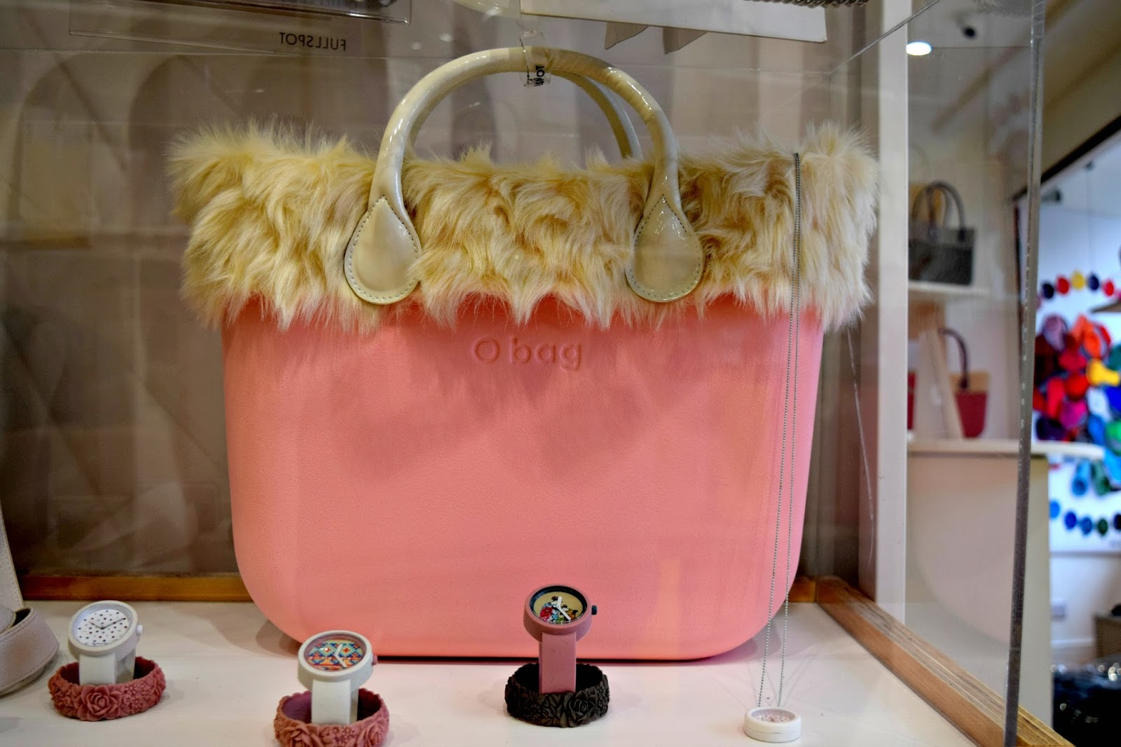 OBag Factory Bucket Handbag
