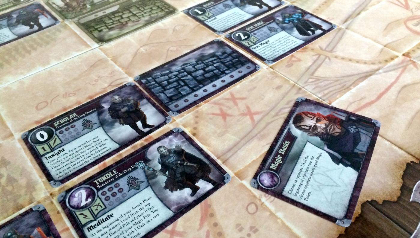 summoner wars board game