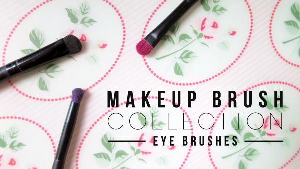 elf eyeshadow c brush essence brush smokey eyes review