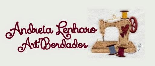Andreia Lenharo Art Bordados