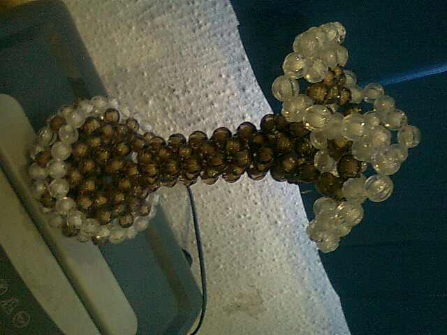 Sollycate Bead Designs And Ideas A Lovely Beaded Flower Vase